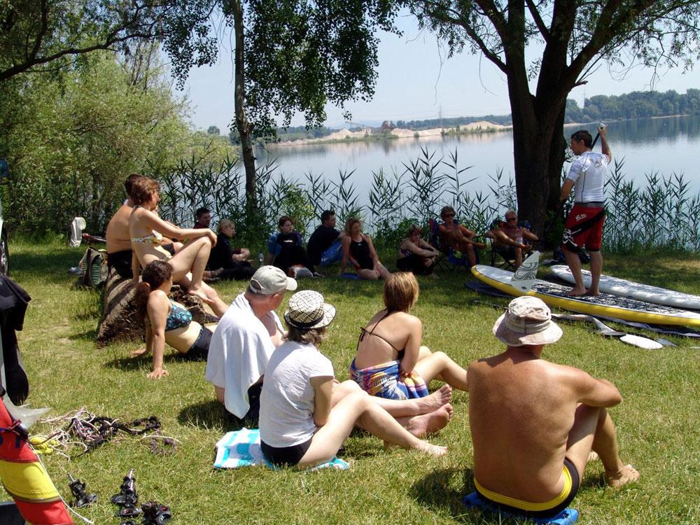 Letzten sommer am silbersee in haltern - 3 5